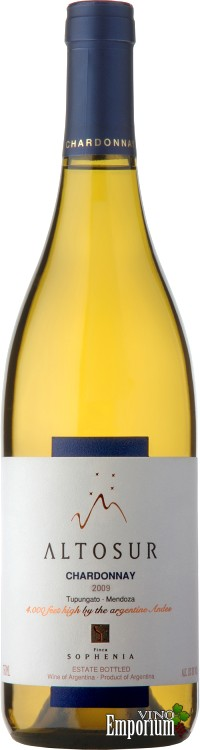 Ficha Técnica: Altosur Chardonnay (2009)