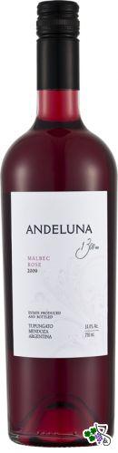 Ficha Técnica: Andeluna Malbec Rosé (2009)
