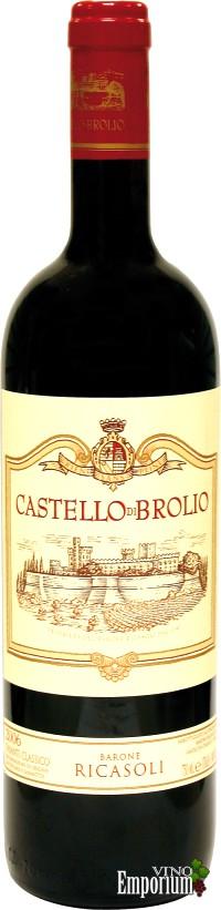 Ficha Técnica: Chianti Classico 'Castello di Brolio' (1998)