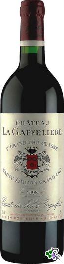 Ficha Técnica: Château La Gaffelière Premier Grand Cru Classé  (1998)