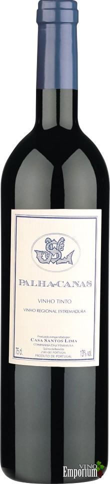 Ficha Técnica: Palha-Canas Vinho Tinto (2005)