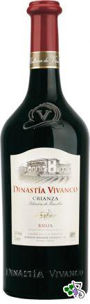 Ficha Técnica: Dinastía Vivanco Crianza (2005)