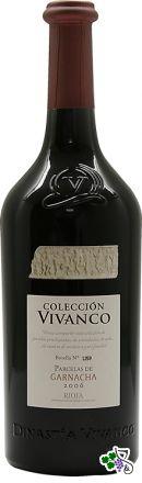 Ficha Técnica: Colección Vivanco Garnacha (2006)