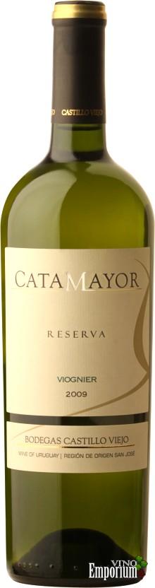 Ficha Técnica: Catamayor Viognier Reserva (2009)