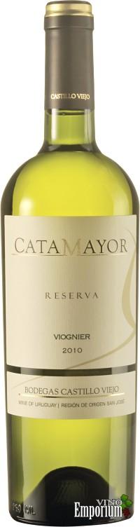 Ficha Técnica: Catamayor Viognier Reserva (2010)