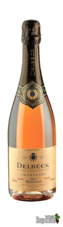 Ficha Técnica: Champagne Delbeck Brut Héritage Rosé