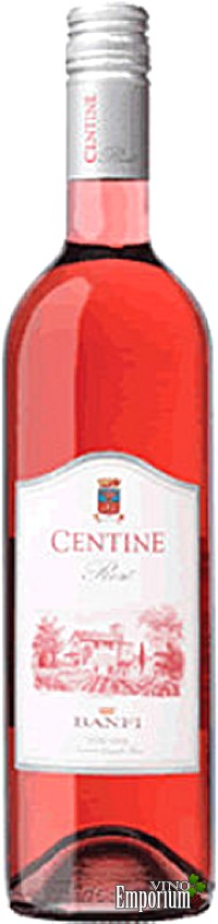 Ficha Técnica: Centine Rosato IGT (2007)