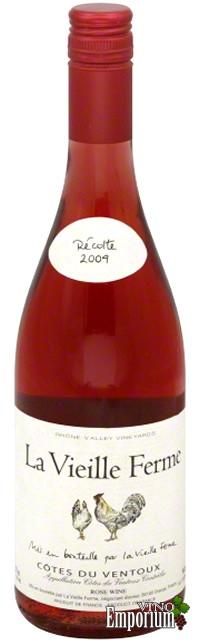 Ficha Técnica: La Vieille Ferme Rosé (2009)
