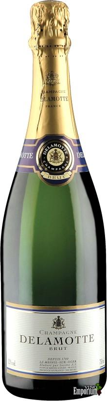 Ficha Técnica: Champagne Delamotte Brut