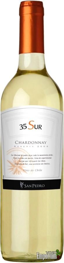 Ficha Técnica: 35 Sur Chardonnay (2006)