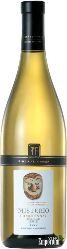 Ficha Técnica: Misterio Chardonnay (2005)