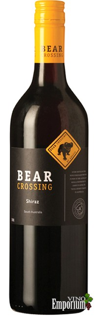 Ficha Técnica: Bear Crossing Shiraz