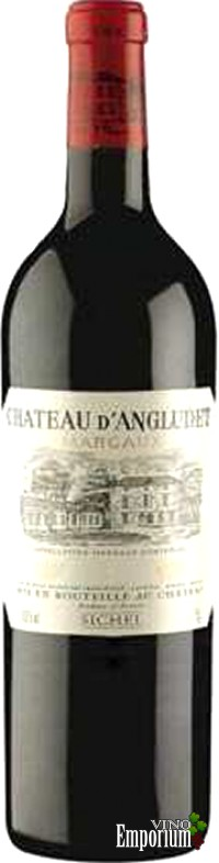 Ficha Técnica: Château d'Angludet (2003)
