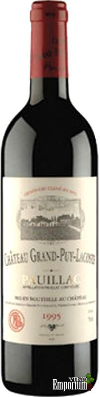Ficha Técnica: Château Grand Puy Lacoste (2002)