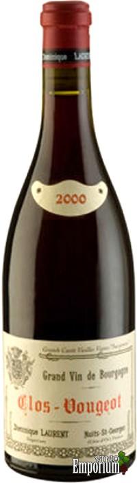 Ficha Técnica: Clos-Vougeot Grand Cru Vieilles Vignes (2000)