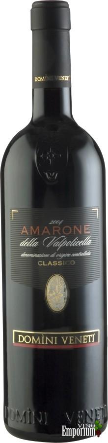 Ficha Técnica: Amarone della Valpolicella Classico DOC (2004)