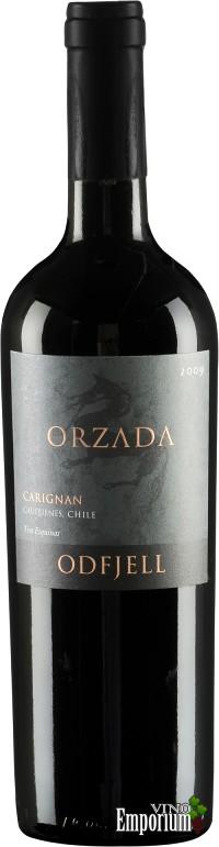 Ficha Técnica: Orzada Carignan (2009)