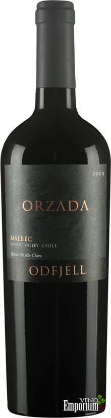 Ficha Técnica: Orzada Malbec (2009)