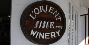 L'Orient Winery