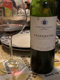 Vespertino Tempranillo (por Samuel Fratelli)