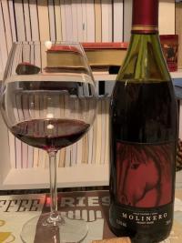 Molinero Pinot Noir (por Samuel Fratelli)
