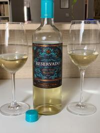 Chardonnay Pedro Jimenez Reservado (por Samuel Fratelli)